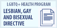 VHA Directive 1340: Health Care for Veterans who Identify as Lesbian, Gay or Bisexual