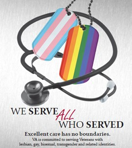 LGBT We Serve All Who Srved