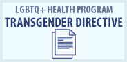 VHA Directive 1341 (Providing Health Care for Transgender and Intersex Veterans)