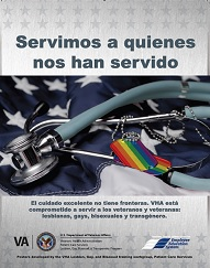 We Who Served Poster Picture Spanish