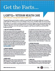 Va Lgbt Outreach Patient Care Services