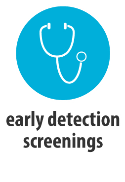 Early Detection Screenings